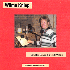 CD Cover - Picture of Wilma Kniep